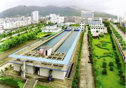 象山自来水厂
